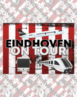 eindhoven on tour sticker