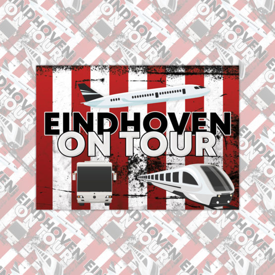 eindhoven on tour sticker