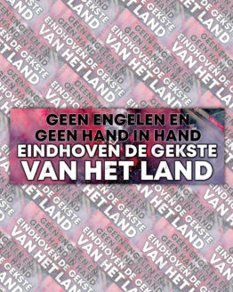Eindhoven de gekste sticker